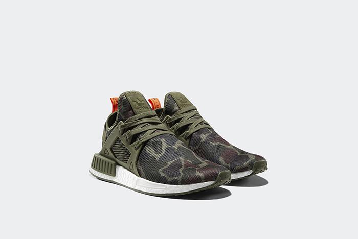 Adidas Originals представляет кроссовки NMD_XR1 CAMO