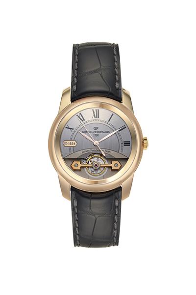 Новые часы Girard-Perregaux Дмитрий Менделеев