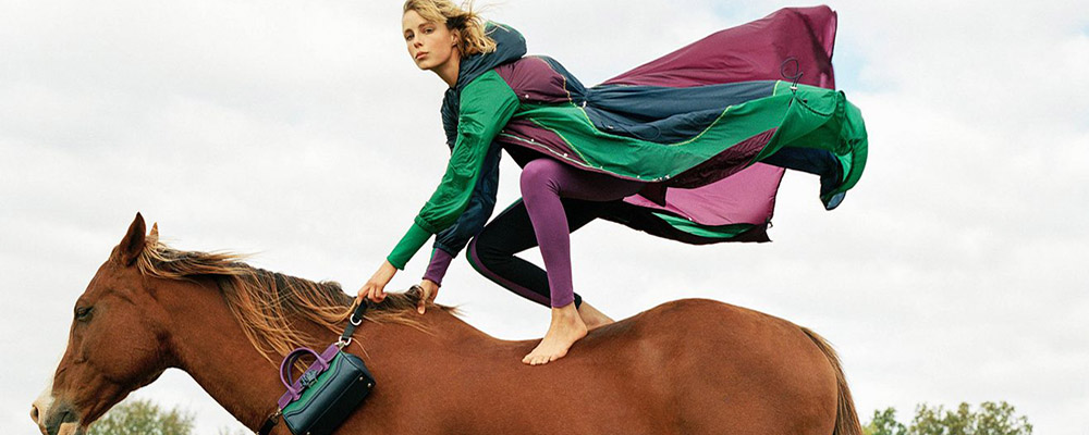 Рекламная кампания коллекций Versace SS17