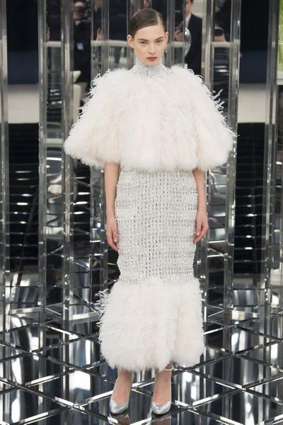 Неделя Высокой Моды в Париже весна-лето 2017