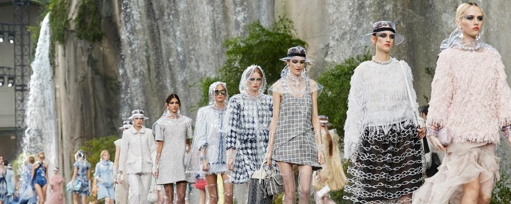 Неделя Моды в Париже: показ Chanel SS-2018