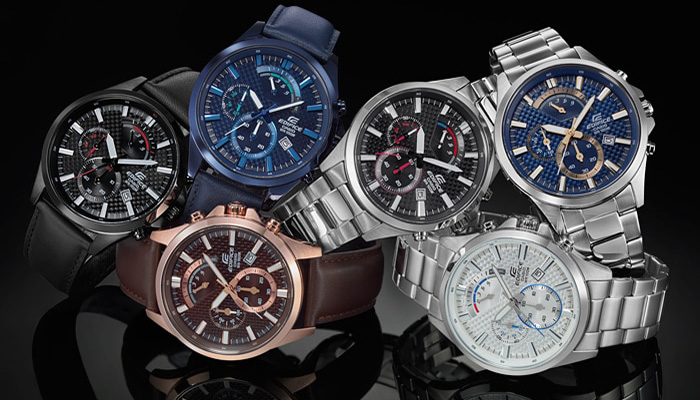 Новый хронограф CASIO EDIFICE EFV 530 для автолюбителей