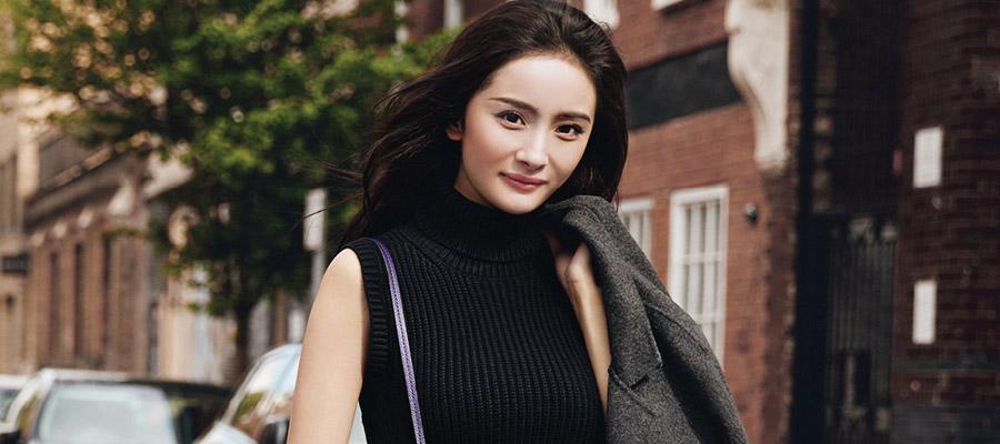 Китайская актриса Ян Ми - новый амбассадор бренда Michael Kors
