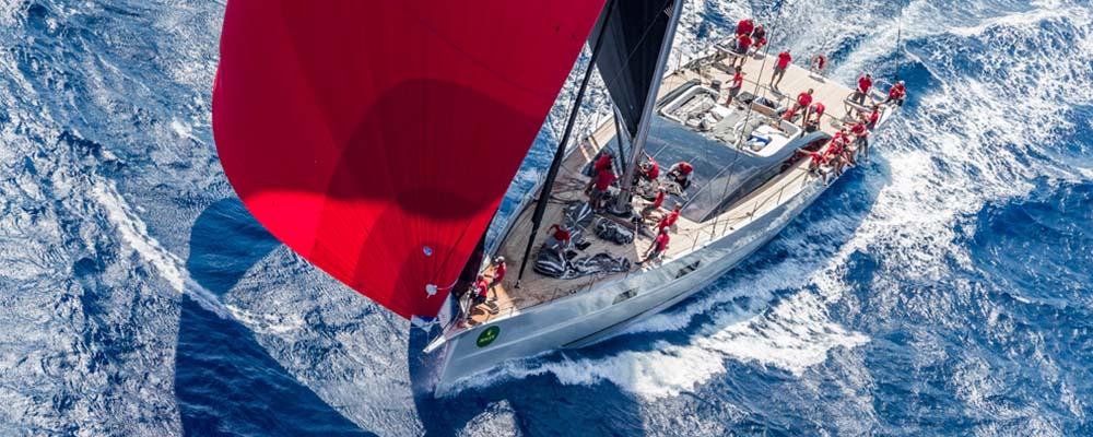 Регата Maxi Yacht Rolex Cup
