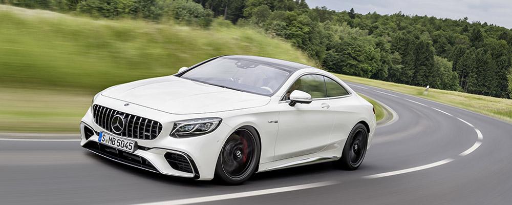 Новые купе и кабриолет Mercedes-AMG S 63 и S 65