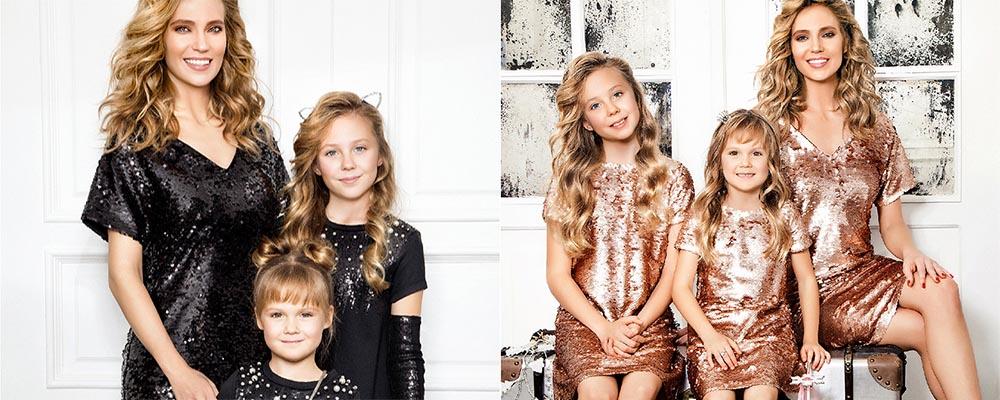 Певица Глюкoза представляет детскую коллекцию одежды ZARINA Girls