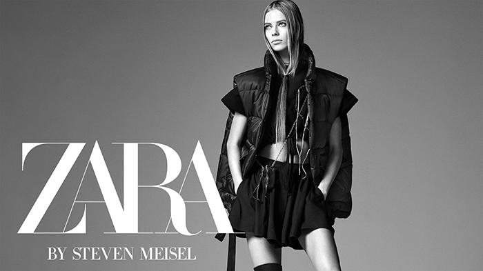 Стивен Майзел представляет новую кампанию Zara