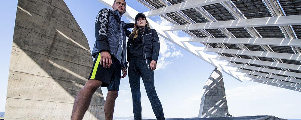Коллекция Superdry Sport осень-зима 2017
