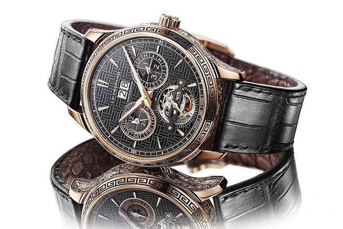 Chopard создала уникальную модель часов L.U.C Perpetual T Spirit of the Chinese zodiac
