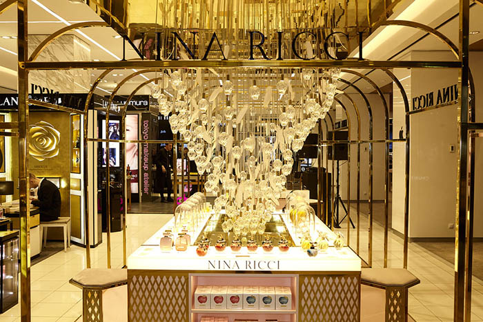 85-летие модного Дома Nina Ricci