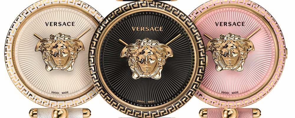 Palazzo Empire – новые часы от Versace