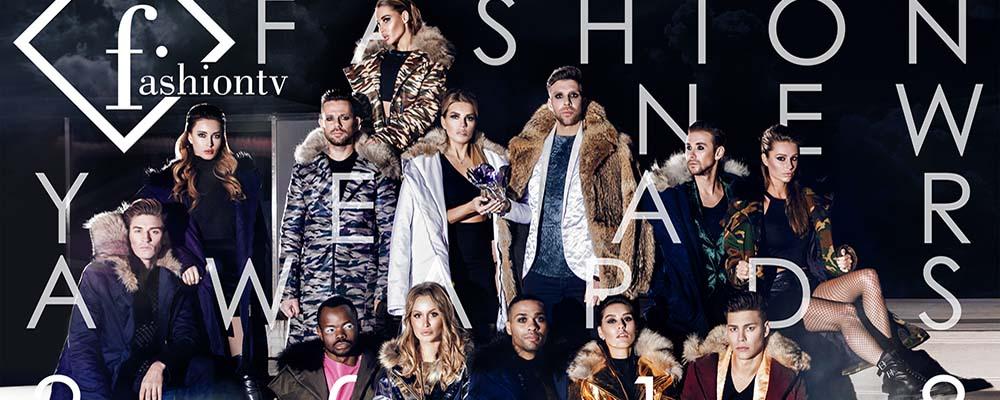 Церемония телеканала Fashion TV Russia Fashion New Year Awards 2018