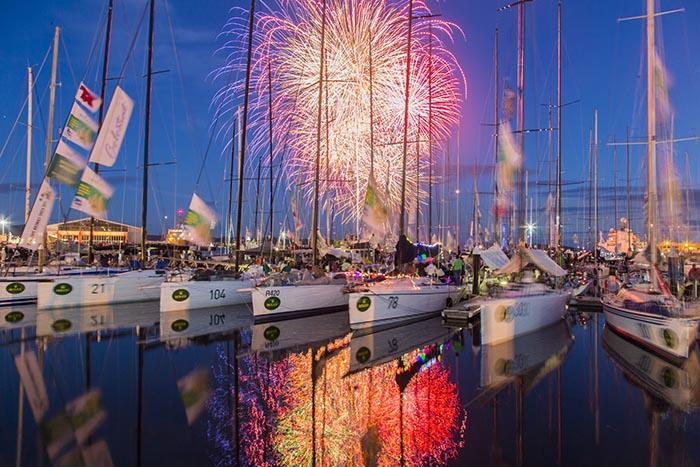 Парусная регата Rolex Sydney Hobart Yacht Race