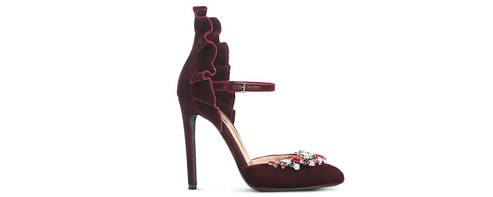 Модели обуви Ballin с каблуком-шпилькой
