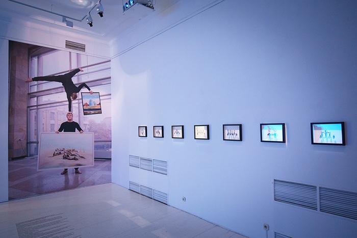 Открытие выставки «Облако, зацепившееся за гору» в ММОМА