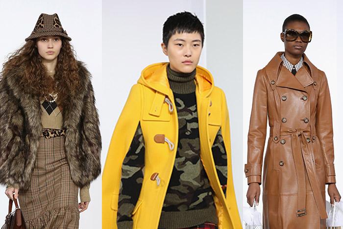 Показ MICHAEL KORS COLLECTION на Неделе моды в Нью-Йорке