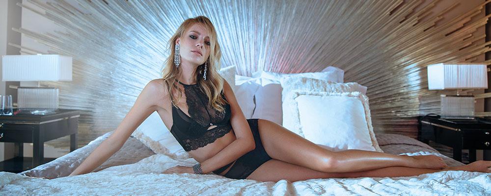 Капсульная коллекция SEXY VALENTINE by INCANTO