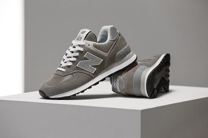 Обновленная линейка кроссовок New Balance 574
