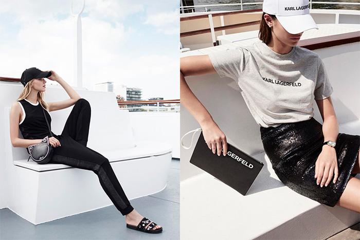Karl Lagerfeld представляет коллекцию ESSENTIALS