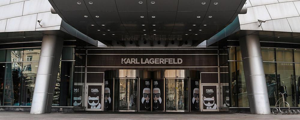 В ТЦ «Метрополис» открылся магазин KARL LAGERFELD