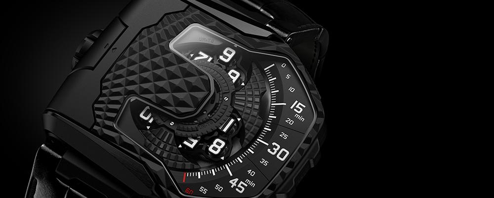 Часы-трансформер URWERK UR-T8