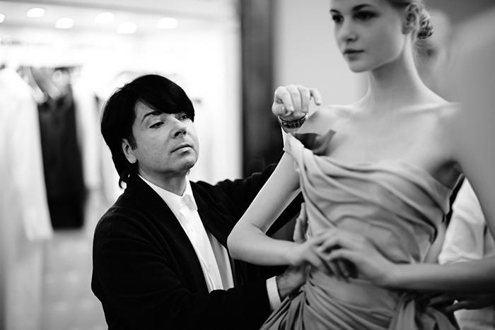 8 марта состоится ежегодное шоу Валентина Юдашкина