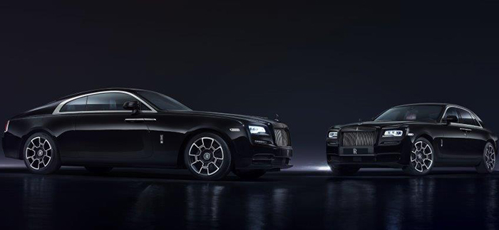 Rolls-Royce Ghost Elegance покрытый краской из алмазов