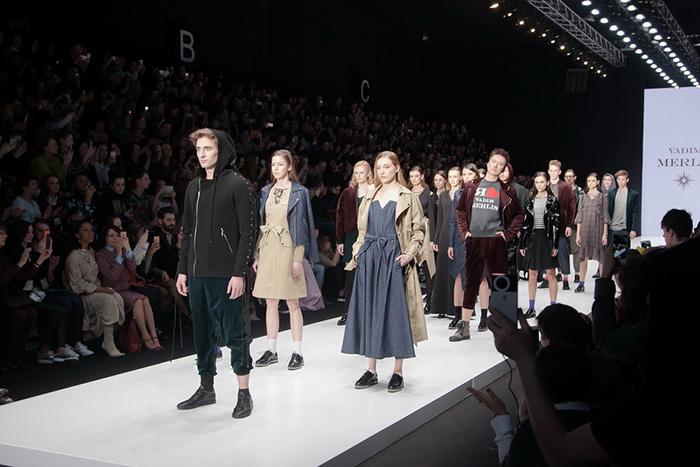 c2c937ef404 Вадим Мерлис представил новую коллекцию на Mercedes-Benz Fashion Week Russia