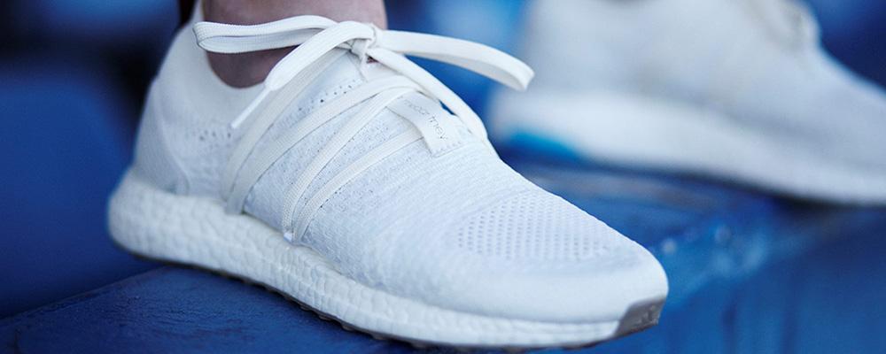 Adidas by Stella McCartney представляет кроссовки Parley UltraBOOST X