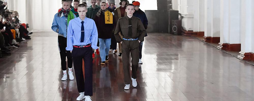 Fashion People Novaya Kollaboraciya Adidas Football X Gosha Rubchinskiy