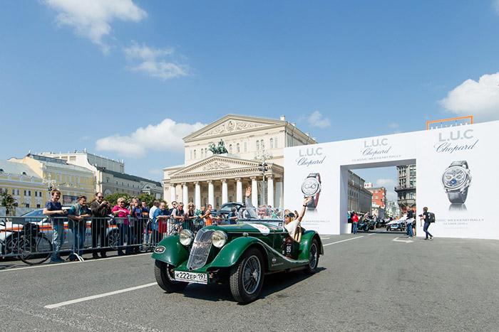 Открыта регистрация участия в ралли классических автомобилей L.U.C Chopard 2017