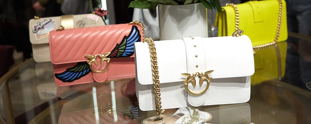 Pinko открыл обновленный бутик в ТЦ «Атриум»