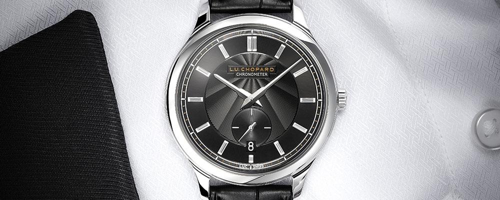 Часы Chopard L.U.C Black Tie в честь кинофестиваля в Каннах