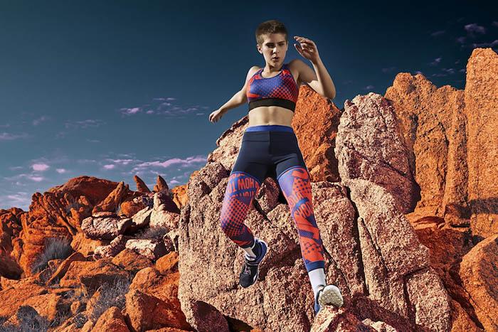 Коллекция adidas StellaSport сезона осень-зима 2017