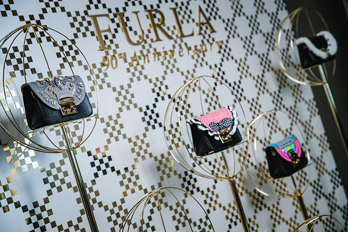 Презентация юбилейной капсульной коллекции Furla в Сочи
