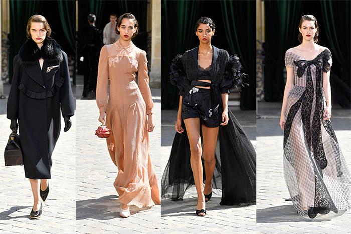 Коллекция Ulyana Sergeenko Couture осень-зима 2017/2018
