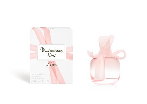 Новый аромат от Nina Ricci – Mademoiselle Ricci L`Eau