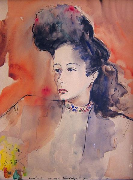 Габи Агьен удостоена награды за вклад во французскую культуру и моду