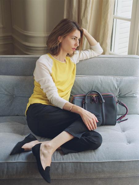 Louis Vuitton и Софии Коппола представляют сумку «SC bag»